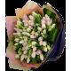 100pcs Holland Tulips Bouquet