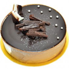 Chocolate Mousse Cake (1Lb)