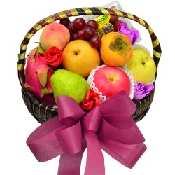 Mid-Autumn Festival Fruits Hamper