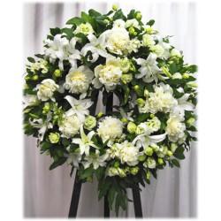 Sympathy Flowers arrangement 11