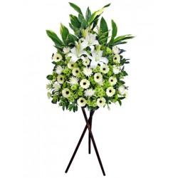 Sympathy Flowers arrangement 7