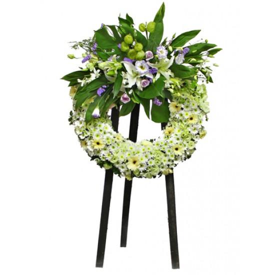Sympathy Flowers arrangement 9