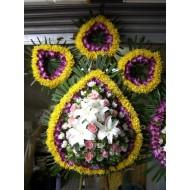 Traditional Flowers Arrangement 1