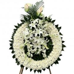 Traditional Flowers Arrangement 14